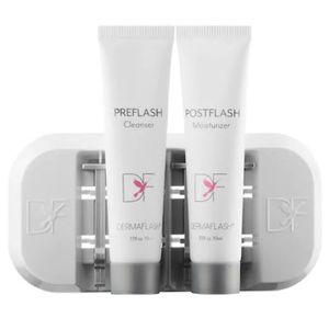 DERMAFLASH Preflash Cleanser & Postflash Moisture